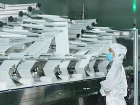子公司纳奇科化妆品有限公司:复工复产保供应