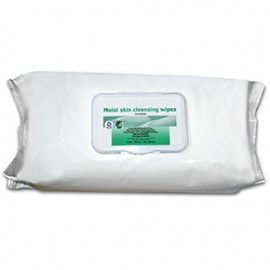 Clean and moist wipes